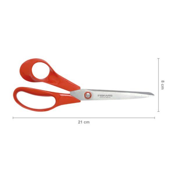 FISKARS Classic valódi balkezes általános olló (21 cm)