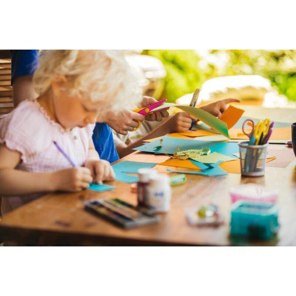 FISKARS Gyermek mintavágó olló készlet (6 darabos)