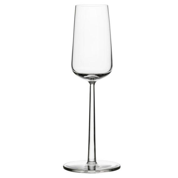 IITTALA ESSENCE pezsgős pohár 21 cl, 2 db