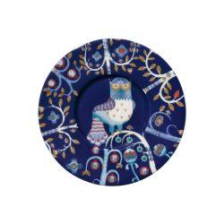 IITTALA TAIKA cappuccino csészealj 15 cm, kék