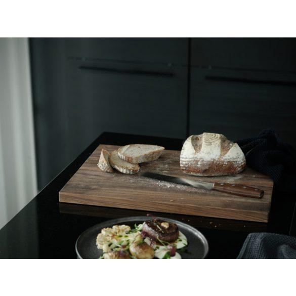 FISKARS Norr kenyérvágó kés (21 cm)