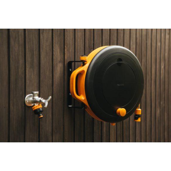 "FISKARS Comfort tömlődob 9 mm (3/8"") 15 m tömlővel (S)"