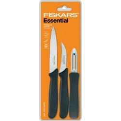 FISKARS Essential hámozó készlet (3 részes)