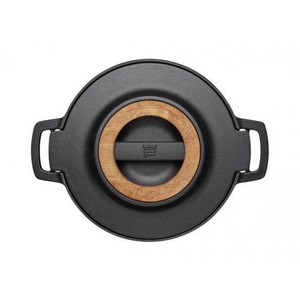 FISKARS Norden öntöttvas lábas, fedővel (4 L)