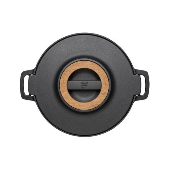 FISKARS Norden öntöttvas lábas, fedővel (6 L)