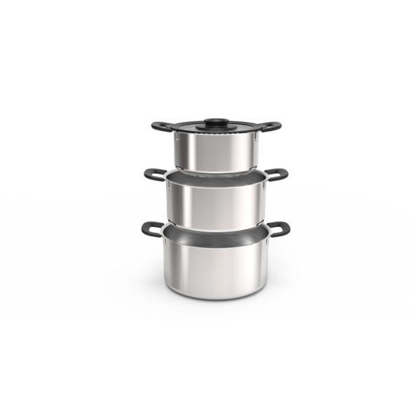 FISKARS Functional Form lábas, fedővel (3 liter)