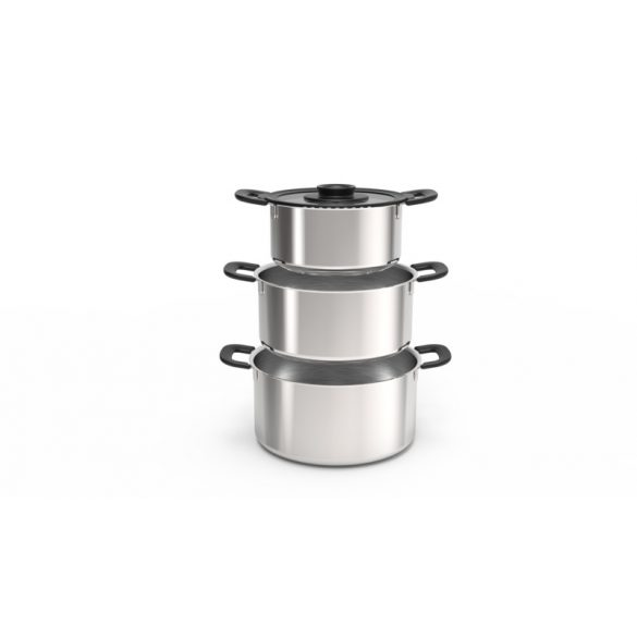 FISKARS Functional Form lábas, fedővel (5 liter)