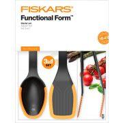 FISKARS Functional Form szilikonos konyhai kiegészítők, 3 részes