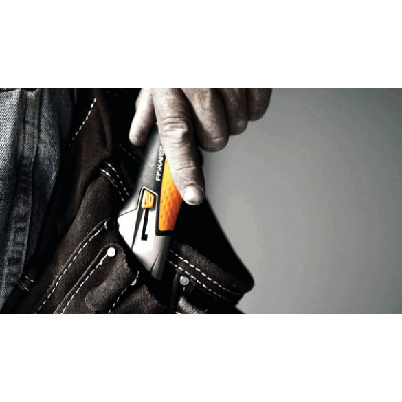 FISKARS Pótpengék CarbonMax Snap-off pengekéshez (18 mm) 10 darabos